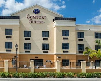 維羅海灘 I-95 凱富全套房飯店 Comfort Suites Vero Beach I-95