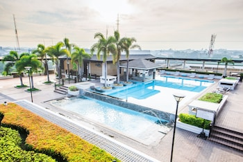 L'Fisher Hotel - Infinity Pool  - #0