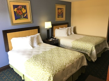 Days Inn U0026 Suites Tampa Near Ybor City/FL State Fair Grounds. 4.8 Miles  From Busch Gardens