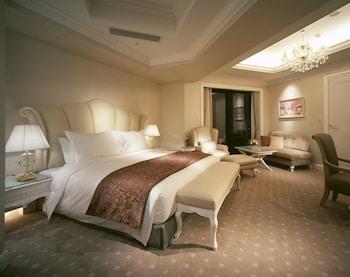スーペリア ダブルルーム 禁煙 (Luxury Floor)|ホテル ラ・スイート神戸ハーバーランド
