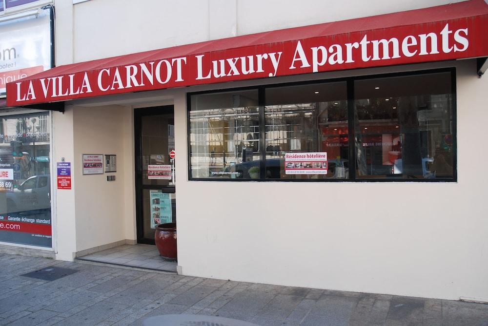 Appart'Hôtel La Villa Carnot Cannes