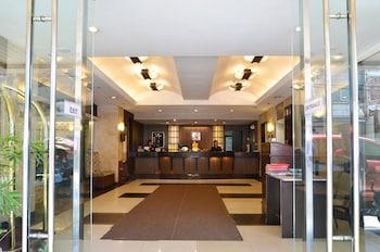 Pearl Garden Hotel Manila Lobby