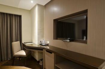 Pearl Garden Hotel Manila In-Room Amenity