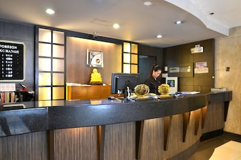 Pearl Garden Hotel Manila Reception