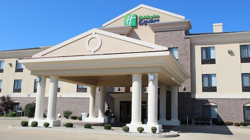 . Holiday Inn Express Hotel & Suites Shelbyville Indianapolis, an IHG Hotel