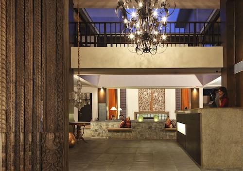 . The O Hotel Beach Resort And Spa Goa