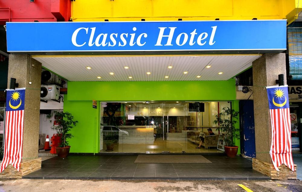 클래식 호텔 쿠안탄