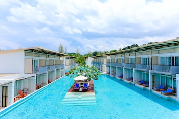 Hotel - The Briza Beach Resort Khaolak