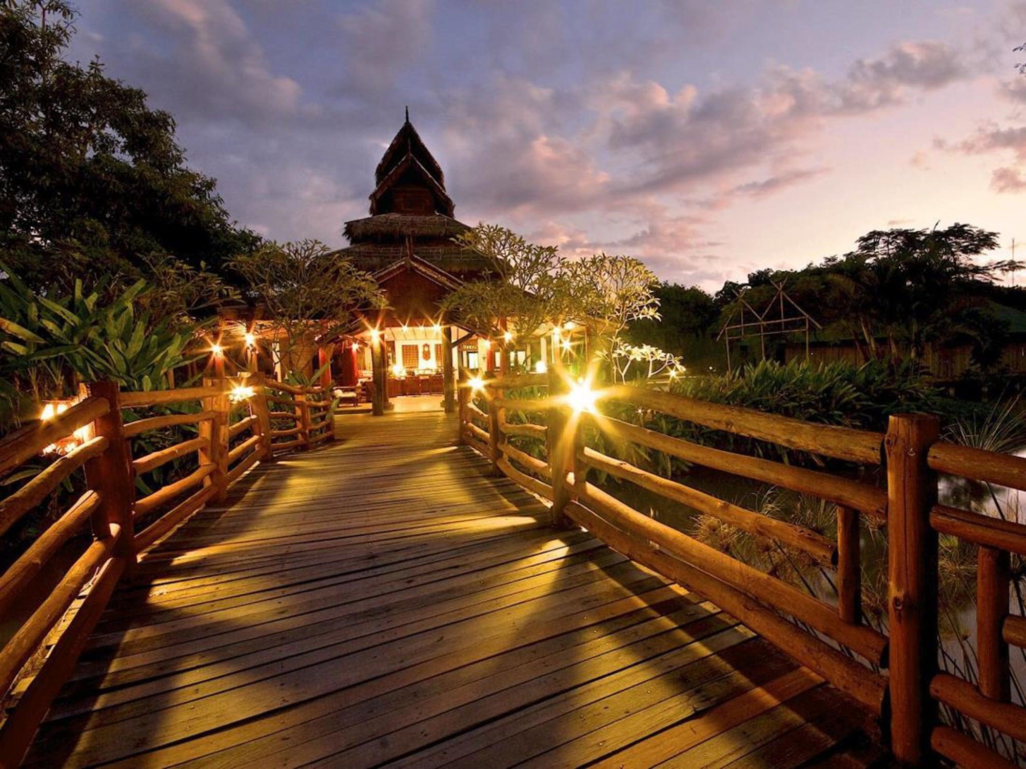 Pai Hotsprings Spa Resort, Pai