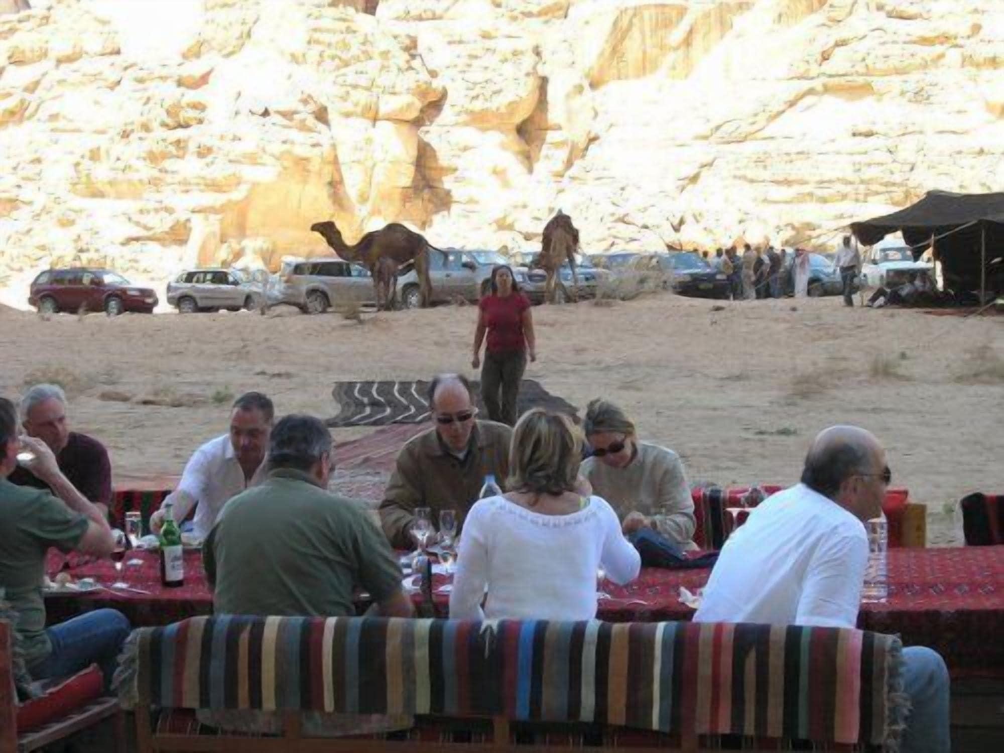 Captain's Desert Camp, Quaira