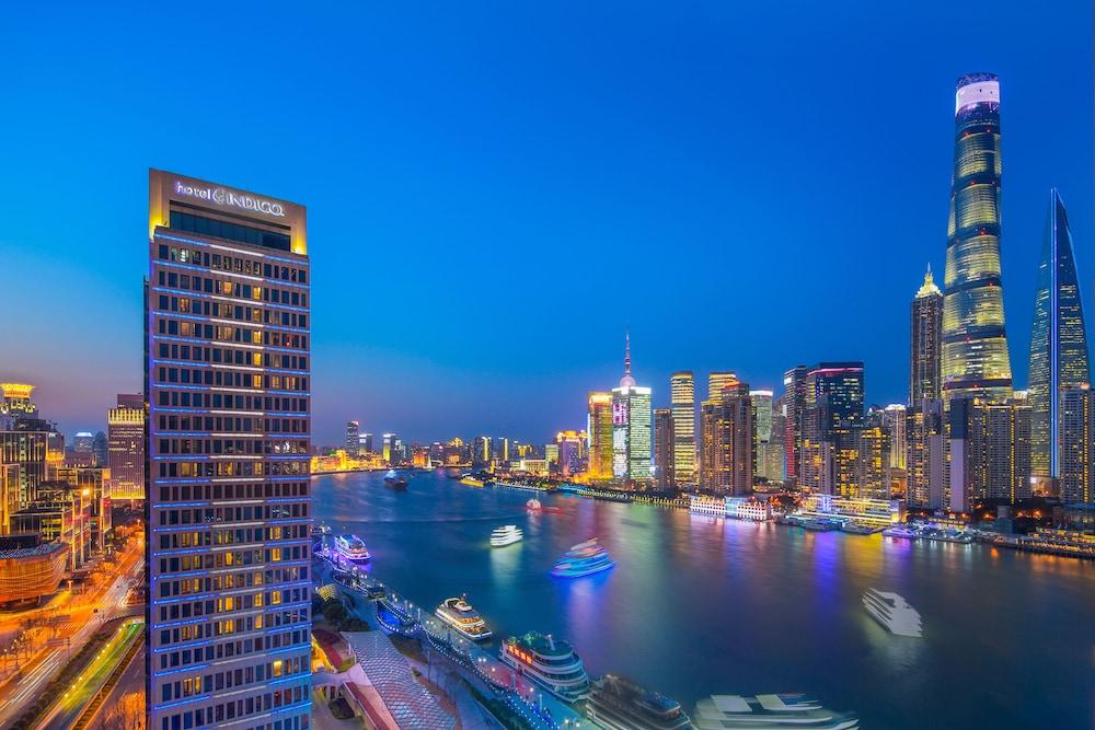 ホテル インディゴ 上海 オン ザ バンド (上海外滩英迪格酒店)