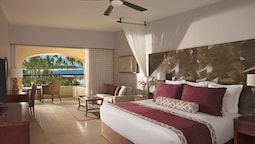 Preferred Club Junior Suite Pool View 1 King Bed (resort Access To Now Larimar)