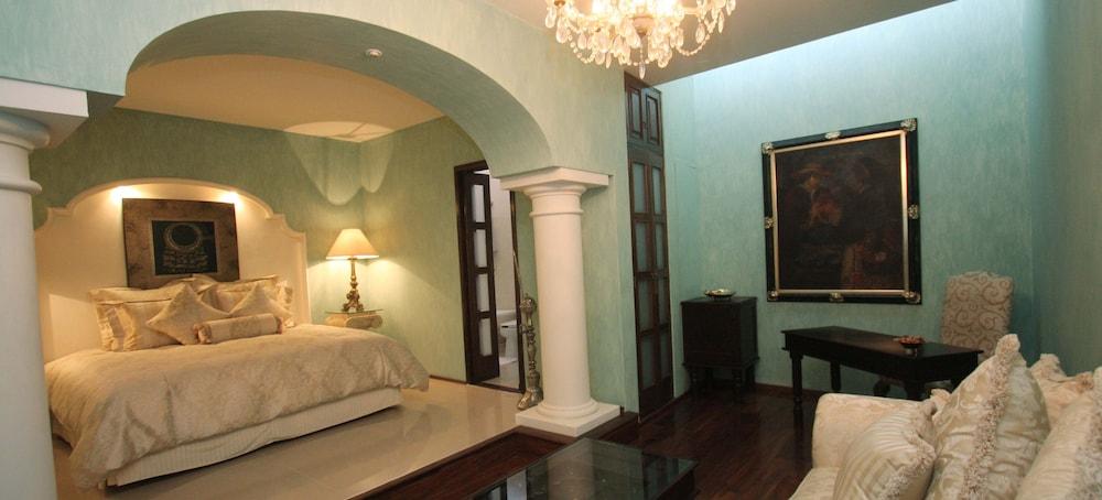 팔라시오 보르게제(Palacio Borghese) Hotel Image 3 - Guestroom
