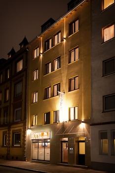 Hotel - Hotel Arena Messe Frankfurt