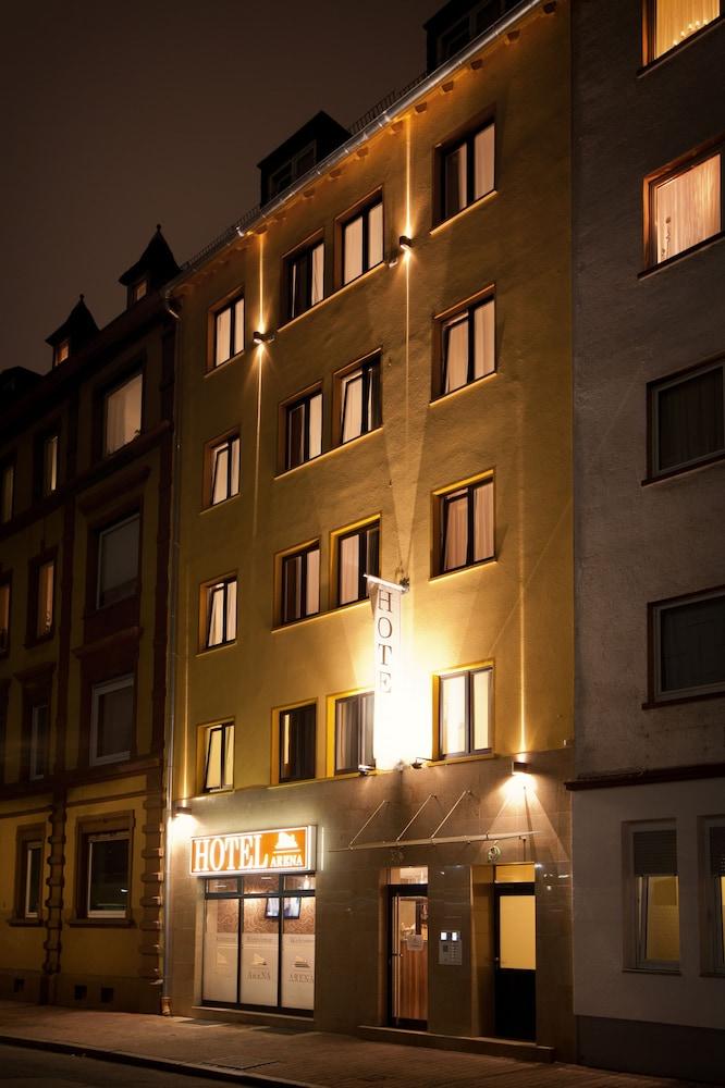 ホテル アレーナ メッセ フランクフルト