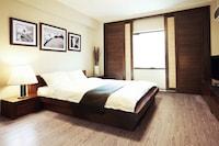 傳統雙人房 (Deluxe Ondol Double Room)