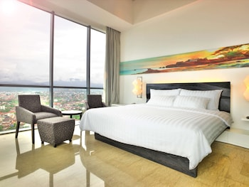Superior Room, 1 King Bed, Mountain View
