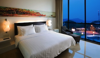 Executive Room, 1 King Bed, Mountain View
