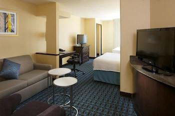 Executive Suite, 2 Queen Beds, Non Smoking
