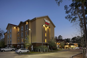 Hotel - Fairfield Inn & Suites Houston Intercontinental Airport