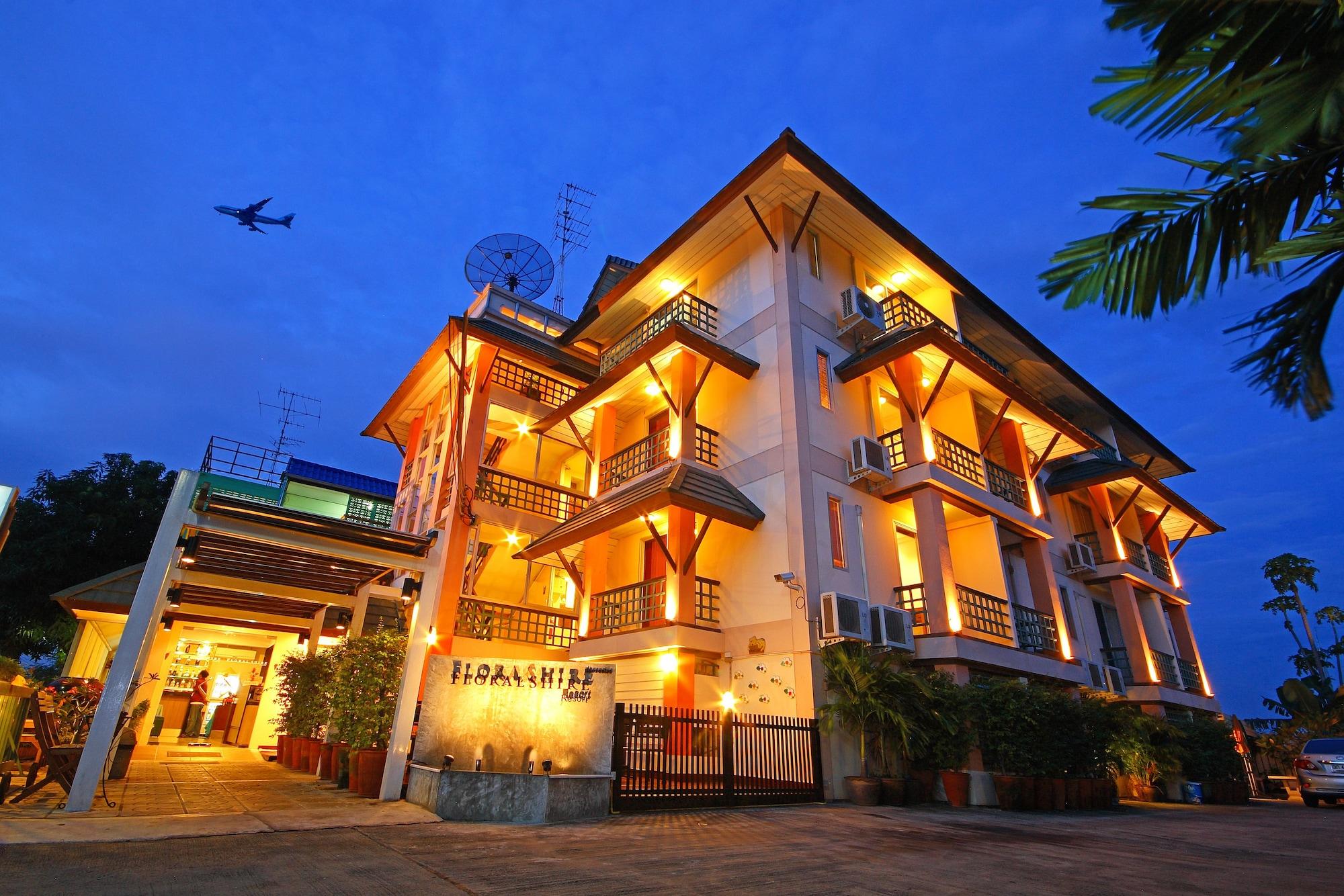 Floral Shire Resort, Lat Krabang