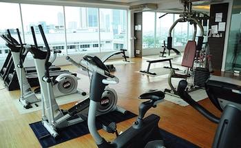 Sathorn Grace Serviced Residence - Gym  - #0