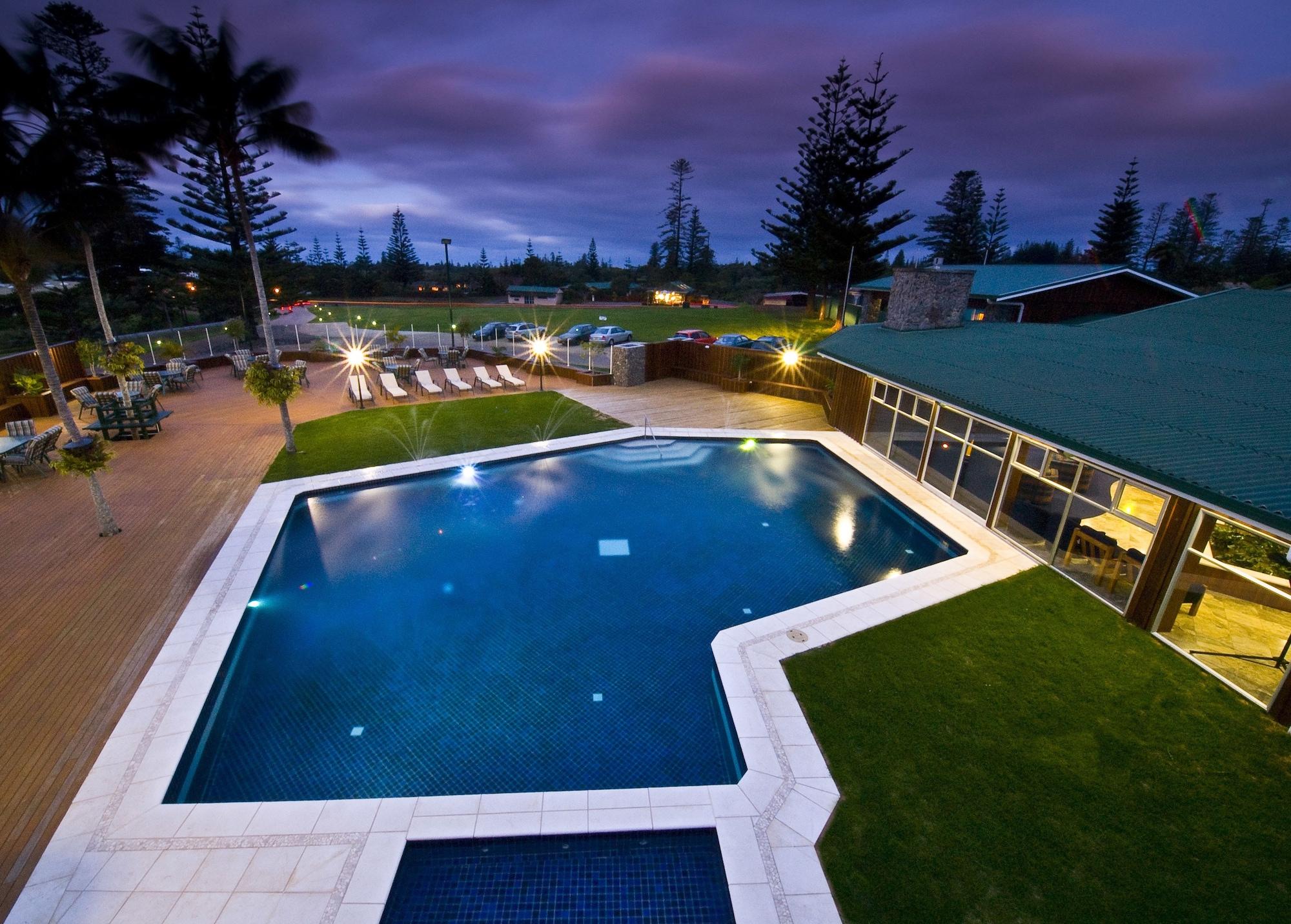 South Pacific Resort Hotel, Norfolk Island