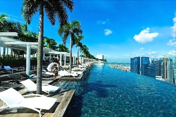 Hotel - Marina Bay Sands