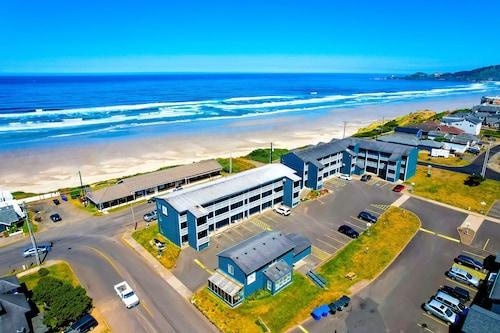 . OYO Waves Hotel Newport OR - NYE Beach