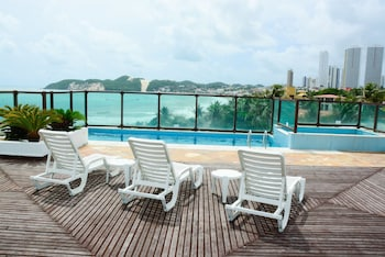 阿拉卡普拉亞公寓飯店 Araca Praia Flat