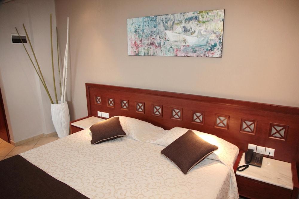 에빌리온 씨 & 썬(Evilion Sea And Sun) Hotel Image 9 - Guestroom