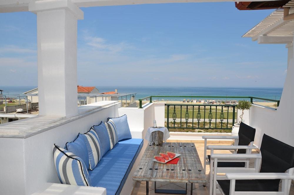 에빌리온 씨 & 썬(Evilion Sea And Sun) Hotel Image 47 - Balcony