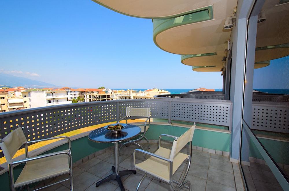 에빌리온 씨 & 썬(Evilion Sea And Sun) Hotel Image 39 - Balcony