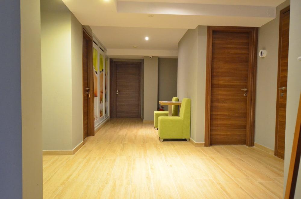에빌리온 씨 & 썬(Evilion Sea And Sun) Hotel Image 97 - Hallway