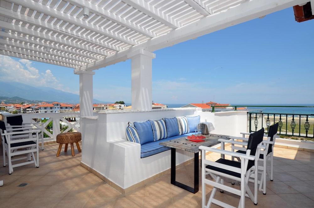 에빌리온 씨 & 썬(Evilion Sea And Sun) Hotel Image 37 - Terrace/Patio
