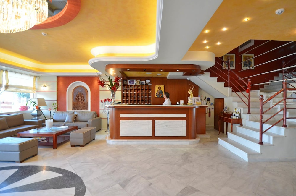 에빌리온 씨 & 썬(Evilion Sea And Sun) Hotel Image 4 - Reception