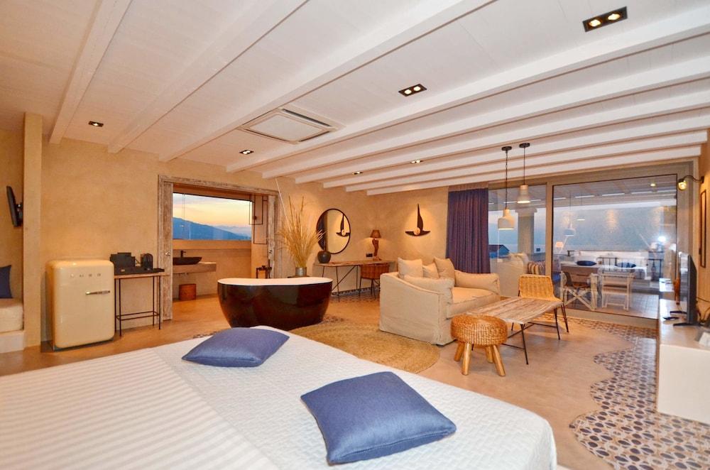 에빌리온 씨 & 썬(Evilion Sea And Sun) Hotel Image 29 - Guestroom