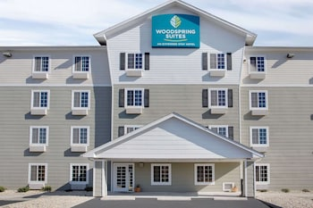 WoodSpring Suites Richmond Colonial Heights Fort Lee