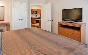 Suite, 1 Bedroom, Smoking