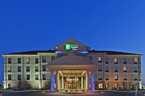 . Holiday Inn Express Hotel & Suites POTEAU