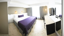 Executive Double Room, 1 King Bed, City View