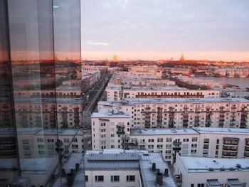 部屋からの景観