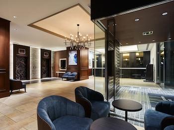 MITSUI GARDEN HOTEL SHIODOME ITALIA-GAI Lobby