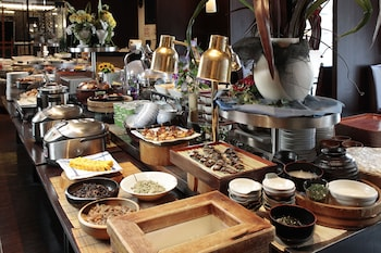 MITSUI GARDEN HOTEL SHIODOME ITALIA-GAI Buffet