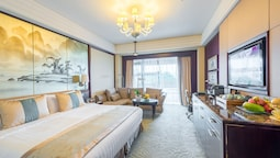 Executive Oda, 1 En Büyük (king) Boy Yatak, Teras, Dağ Manzaralı