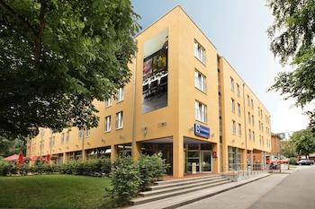 貝斯特韋斯特漢堡廣場飯店 Best Western Plaza Hotel Hamburg