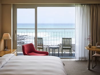 Executive Oda, 1 En Büyük (king) Boy Yatak (hotel Type, Ocean)