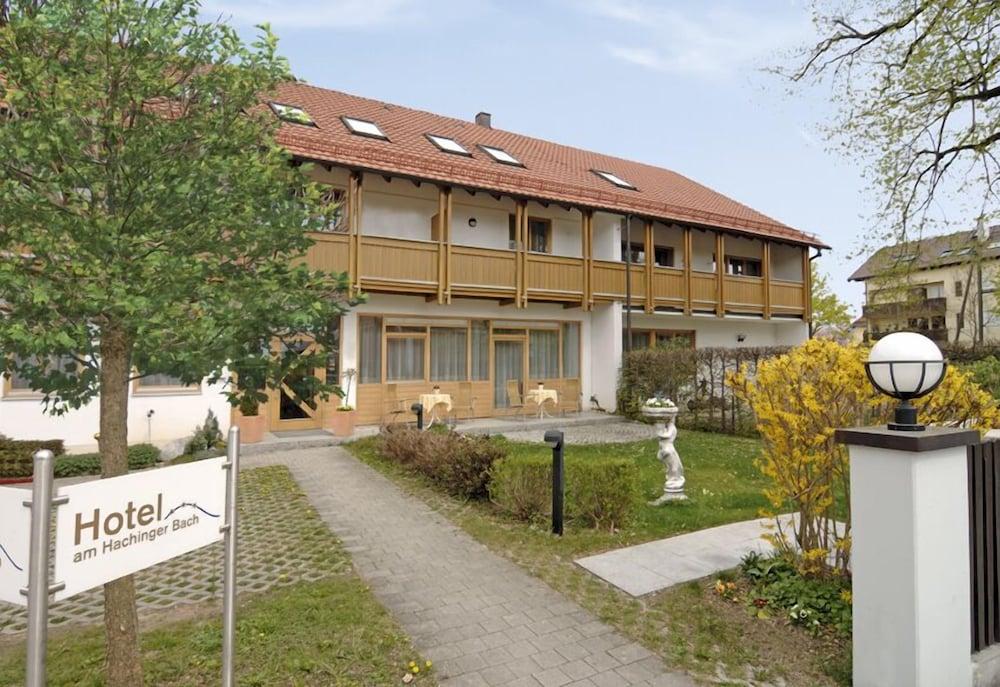 Hotel am Hachinger Bach