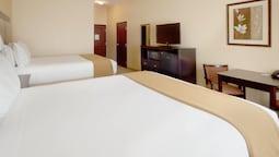 Room, 2 Queen Beds, Accessible, Bathtub (mobılıty)