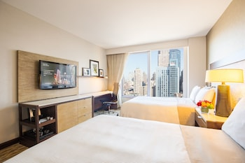 Room, 2 Double Beds (Sky View)